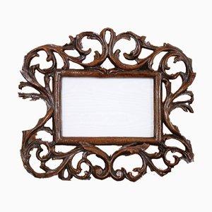 Antique Baroque Photo Frame