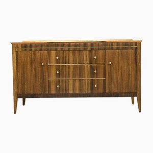 Mid-Century Walnut Dresser or Sideboard, 1960s