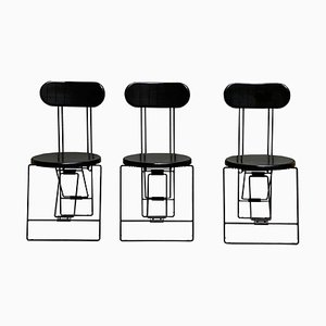 Cricket Chairs by Andries Van Onck & Kazuma Yamaguchi for Magis, 1983, Set of 3