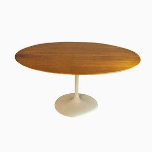Tavolino da caffè ovale di Eero Saarinen per Knoll International