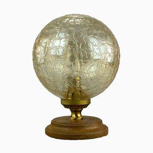 Lampe de Bureau Ball de Wortmann & Filz, 1960s
