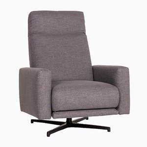 Gray Fabric 572 Armchair from Rolf Benz