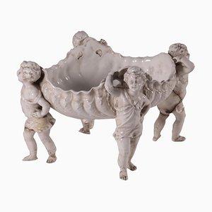 Splashback in maiolica in ceramica