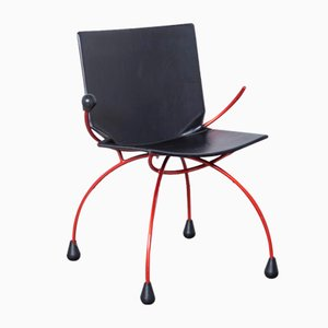 Postmodern Chair by Pierre Mazairac for Young International, 1980s
