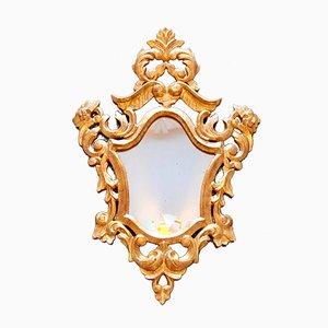 Kleiner Spiegel im italienischen Stil