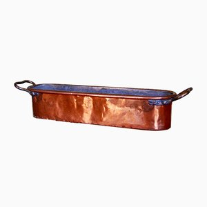 Large Copper Dish