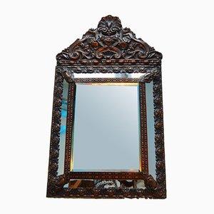 Miroir à Parecloses style néo-Renaissance
