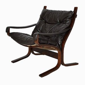 Scandinavian Siesta Lounge Chair by Ingmar Relling for Westnofa, 1970s