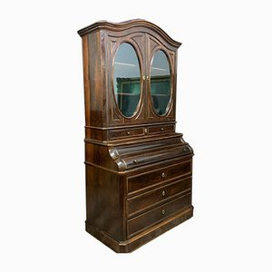 Antique Napoleon III Rosewood Cabinet