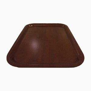 Mid-Century Teak Serving Trays from Langva