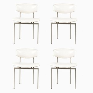 Alpha Dining Chairs by Rudolf Wolf for Gaasbeek & Van Tiel, 1960s, Set of 4