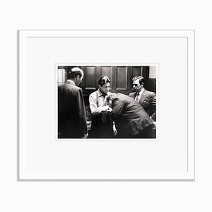 The Godfather Archival Pigment Print Framed in White by Bettmann