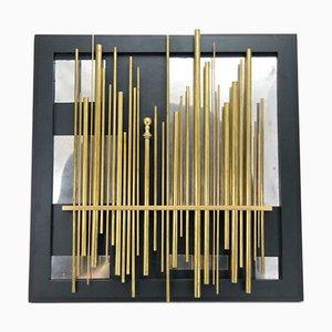Horvat Pal Laszlo, Heller Wald, 2005, Wandobjekt Kunstwerk
