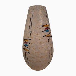 Abstract Vase aus Keramik von Leonard Steiger für Übelacker, 1950er