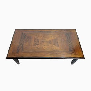 Danish Rosewood Coffee Table, 1970s