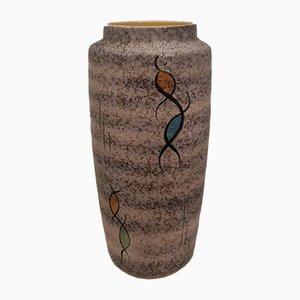 Vaso astratto di Mans Bodo per Bay Keramik, anni '50