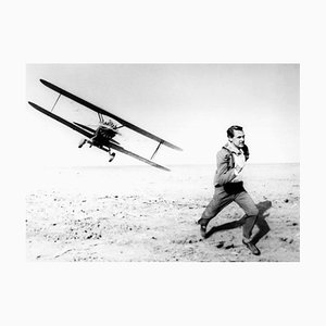 North by Northwest Archival Pigment Print Framed in Black by Alamy Archives