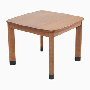 Art Deco Oak Amsterdam School Coffee Table in the Style of Piet Kramer, 1920s