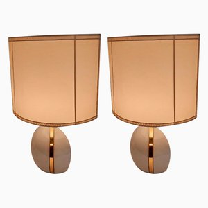 Vintage Table Lamps from Lumi Milano, Set of 2