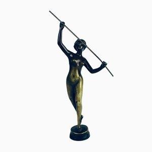 F. Thiermann, Sculpture, Bronze