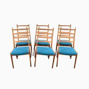 Danish Dining Chairs by Korup Stolefabrik, 1960s, Set of 6