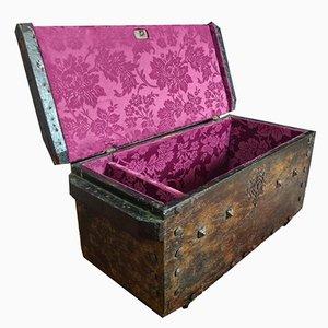 Spanish Treasure Chest, 16th-Century