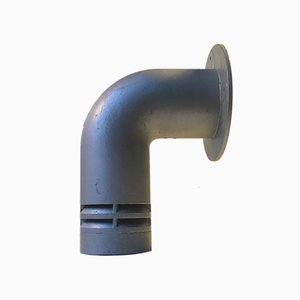 Industrial Pipe Outdoor Wall Lamp by Ole Pless Jørgensen for Nordisk Solar, 1970s