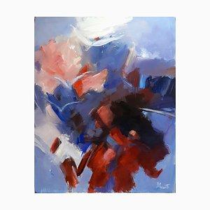 Luigi Marotti, Free to Dream, 2020, Malerei