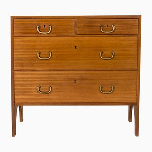 Mahogany Chest of Drawers by Josef Frank for Svenskt Tenn, 1950s