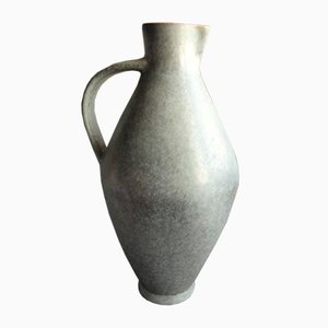 Ceramic Pitcher by Friedgard Glatzle for Karlsruher Majolika, 1958