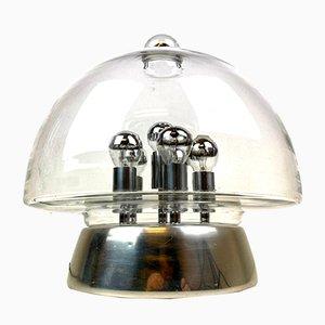 Mid-Century Sputnik Tischlampe von Doria Leuchten