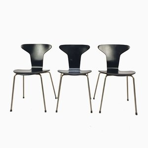 Mid-Century Model 3105 Mosquito Chair by Arne Jacobsen for Fritz Hansen, 1960s