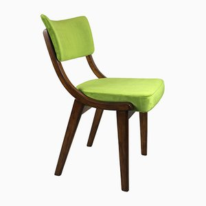Vintage Green Dining Chair, 1970s