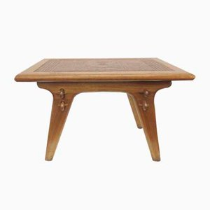 Mid-Century Coffee Table by Angel I. Pazmino for Muebles de Estilo