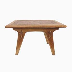Table Basse Mid-Century par Angel I. Pazmino pour Muebles de Estilo