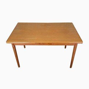 Danish Modern Teak Dining Table, 1960s
