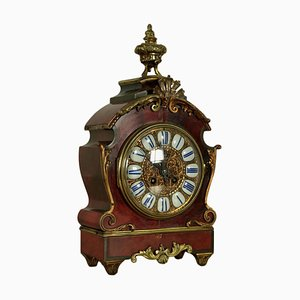 Baroque Style Wooden Clock