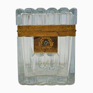 Kristallbox von Baccarat, 19. Jh