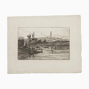 Etching, 19th Century