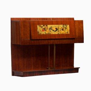 Vintage Bar Cabinet by Vittorio Dassi