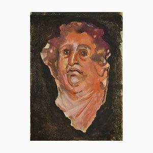 Leonor Fini, Satyricon, 1970, Lithographie