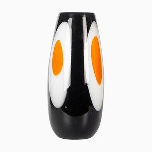 Black Murano Vase, 1960s