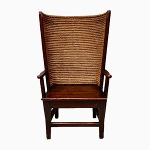 Antique Scottish Orkney Lounge Chair from Liberty & Co.