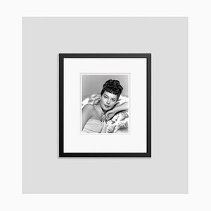 Ava Gardner One Touch of Venus Archival Pigment Print Framed In Black by Everett Collection