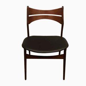 Modell 310 Teak Stuhl von Erik Buch, 1960er