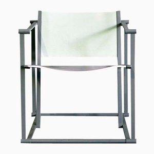 FM61 Cubic Chair von Radboud van Beekum für Pastoe, 1970er