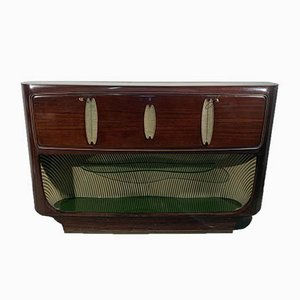 Rosewood Sideboard by Vittorio Dassi for Dassi, 1950s