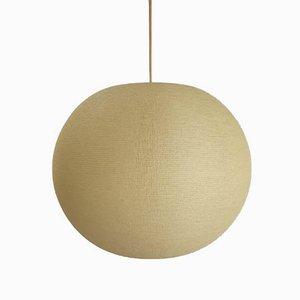 Mid Century Plastic Ball Lamp, 1960s