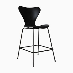 Bar Stool by Arne Jacobsen for Fritz Hansen