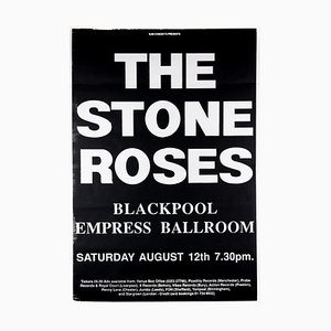 The Stone Roses Poster, 1989